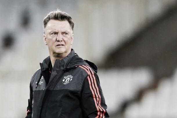 """Van Gaal: """"Si no estuviésemos generando ocasiones de gol estaría preocupado"""""""