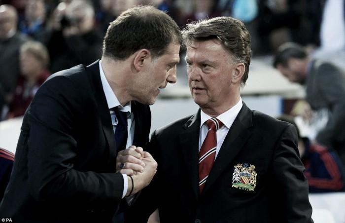 Top four still a possibility despite West Ham defeat, says Van Gaal