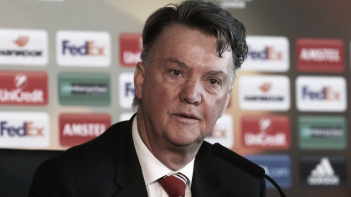 "Louis van Gaal admits Manchester United ""have to deliver"""