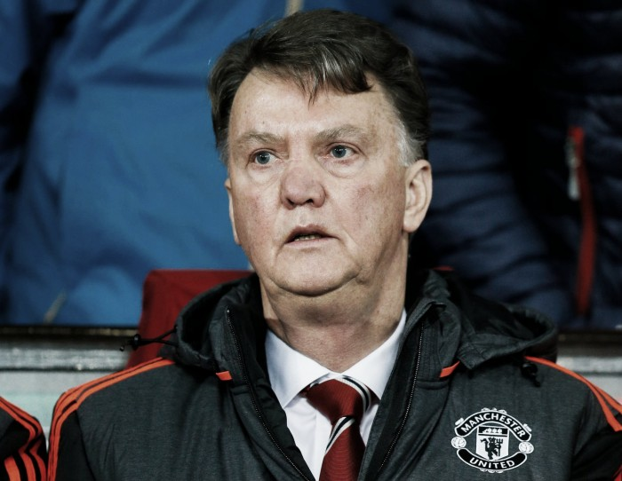 Louis Van Gaal proud of United players despite defeat