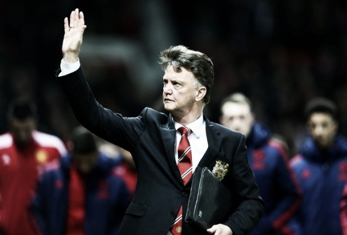 Louis van Gaal's top five moments at Manchester United
