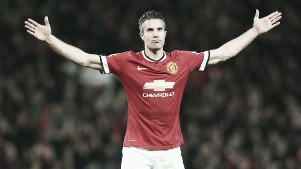 Van Persie encerra jejum de gols e Manchester United vence Hull City na Premier League