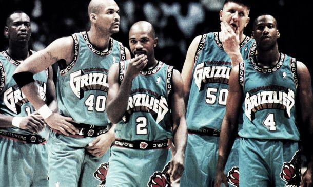20 años de los Grizzlies, la franquicia de los españoles