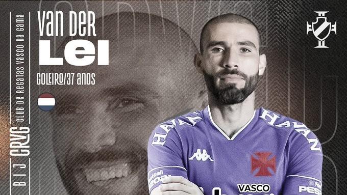De casa nova! Vanderlei deixa Grêmio e acerta com Vasco