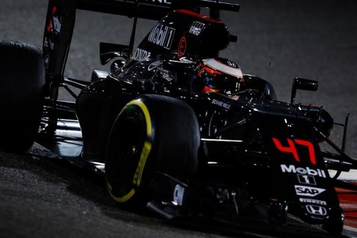 F1, che stoffa Vandoorne!