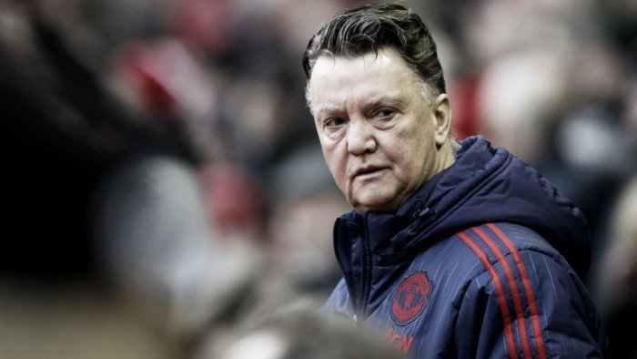 Louis van Gaal insists Manchester United are still bigger than Spurs