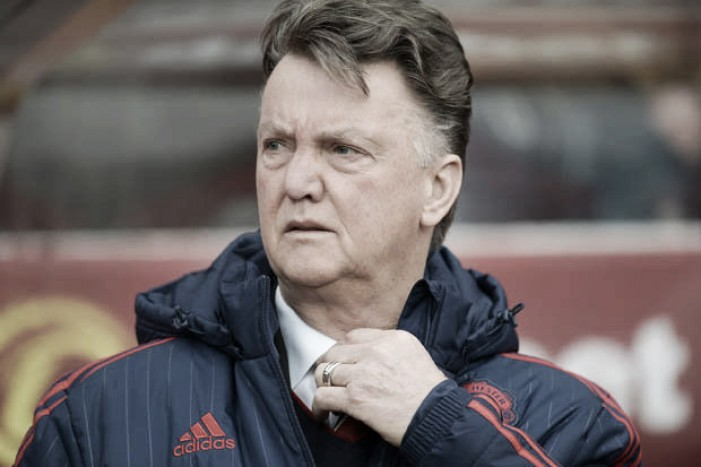 Louis van Gaal describes United's draw as one of the best performances all season