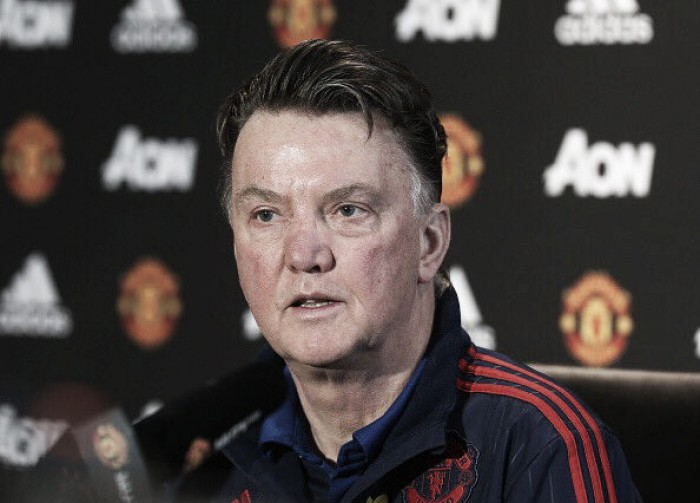 Louis van Gaal says he's not a fan of a European Super League