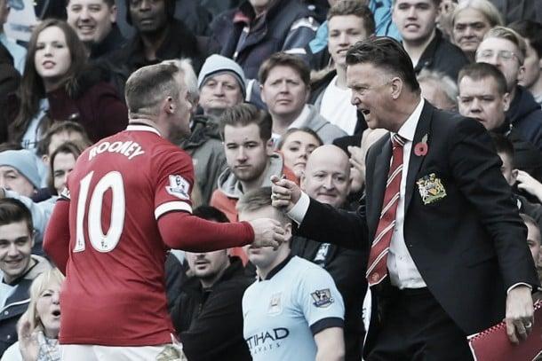 "Natale in casa Manchester United, Rooney: ""Stiamo lottando con Van Gaal"""