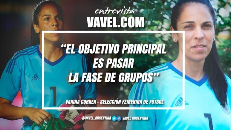 """Entrevista. Vanina Correa: """"Mi idea es terminar mi carrera futbolística en Rosario Central"""""""