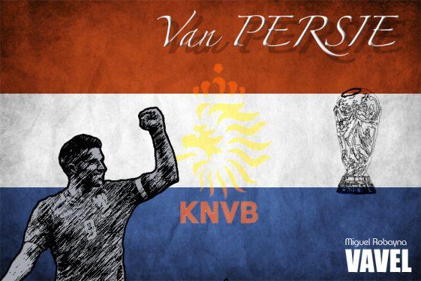 Perfil Brasil 2014: Van Persie