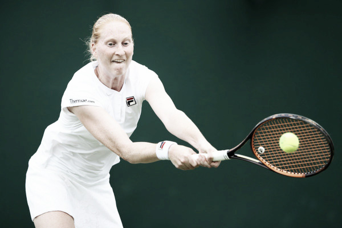 Wimbledon: Alison Van Uytvanck stuns Garbiñe Muguruza in three sets