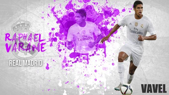 Real Madrid 2015/16: Raphaël Varane, la confirmación que no llega