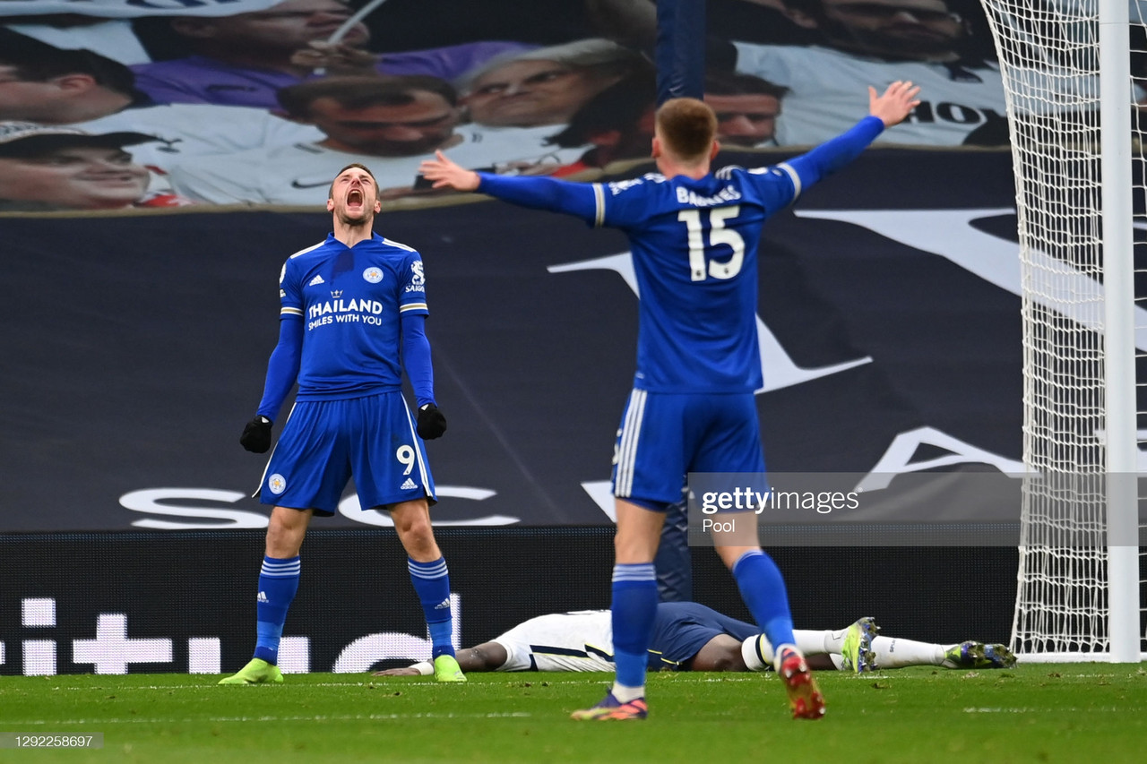 Tottenham Hotspur 0-2 Leicester City: Foxes dominate in the capital with classy victory