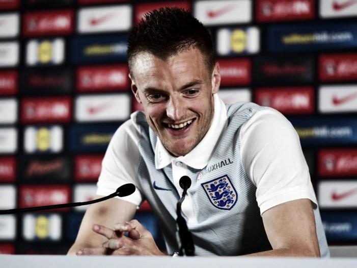 """Euro 2016, Vardy genuino: """"Per me è già incredibile essere qui all'Europeo"""""""