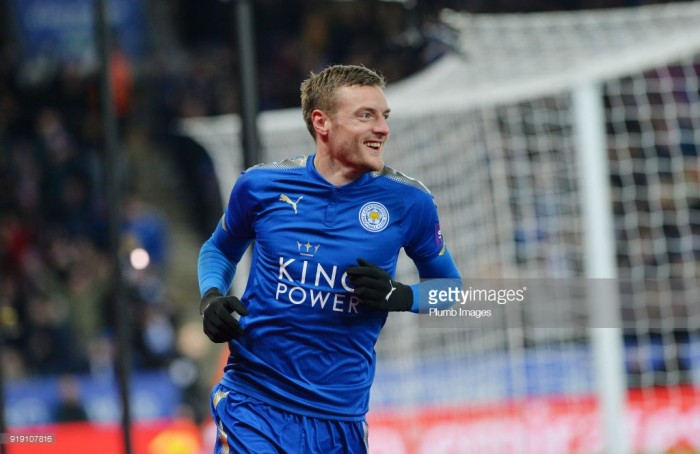 Leicester City 1-0 Sheffield United: Vardy sends Leicester through to last eight after Foxes grind out victory