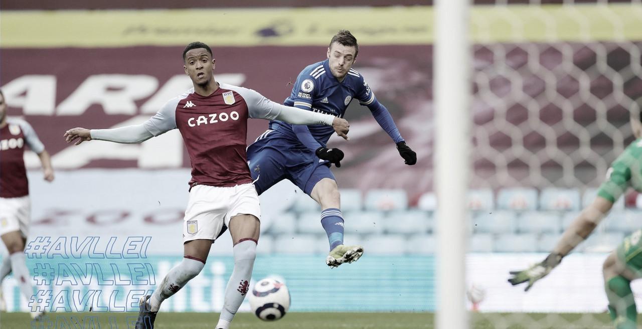 El Leicester rescata de Birmingham una victoria en cuatro minutos