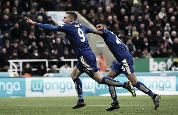 Leicester City place four players in PFA's Team of the Year