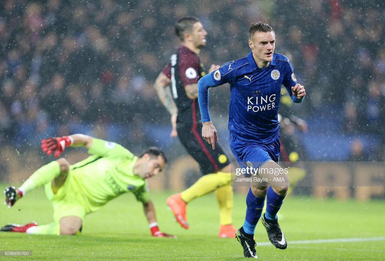 Leicester City vs Manchester City: Classic Encounters