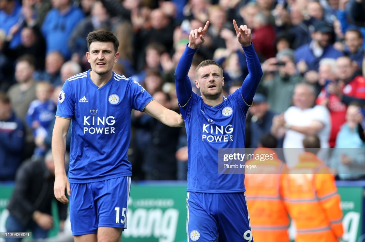 Leicester City 3-0 Arsenal: Gunners' top-four hopes in tatters after Foxes' mauling