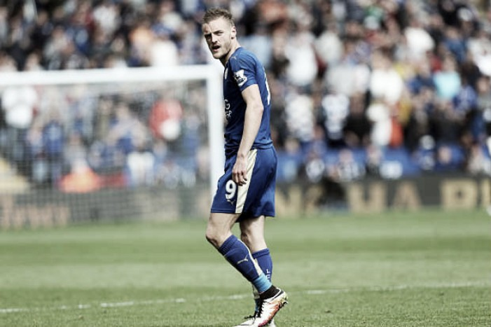 Vardy accepts FA charge of improper conduct