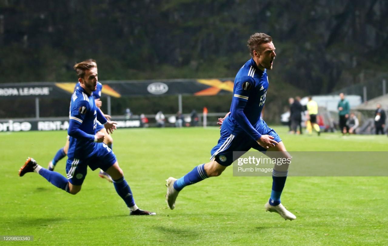 Leicester draw Slavia Prague in UEFA Europa League Round of 32