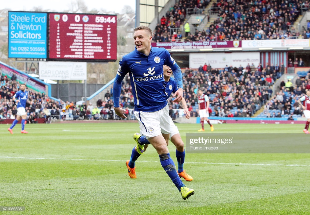 Memorable Match: Burnley 0-1 Leicester - Jamie Vardy's second-half strike hands the Foxes a vital win in their fight for Premier League survival