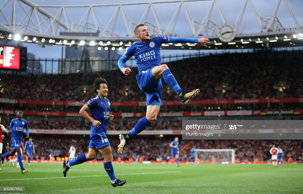 Memorable Match: Arsenal 4-3 Leicester City - Thriller on opening weekend in North London