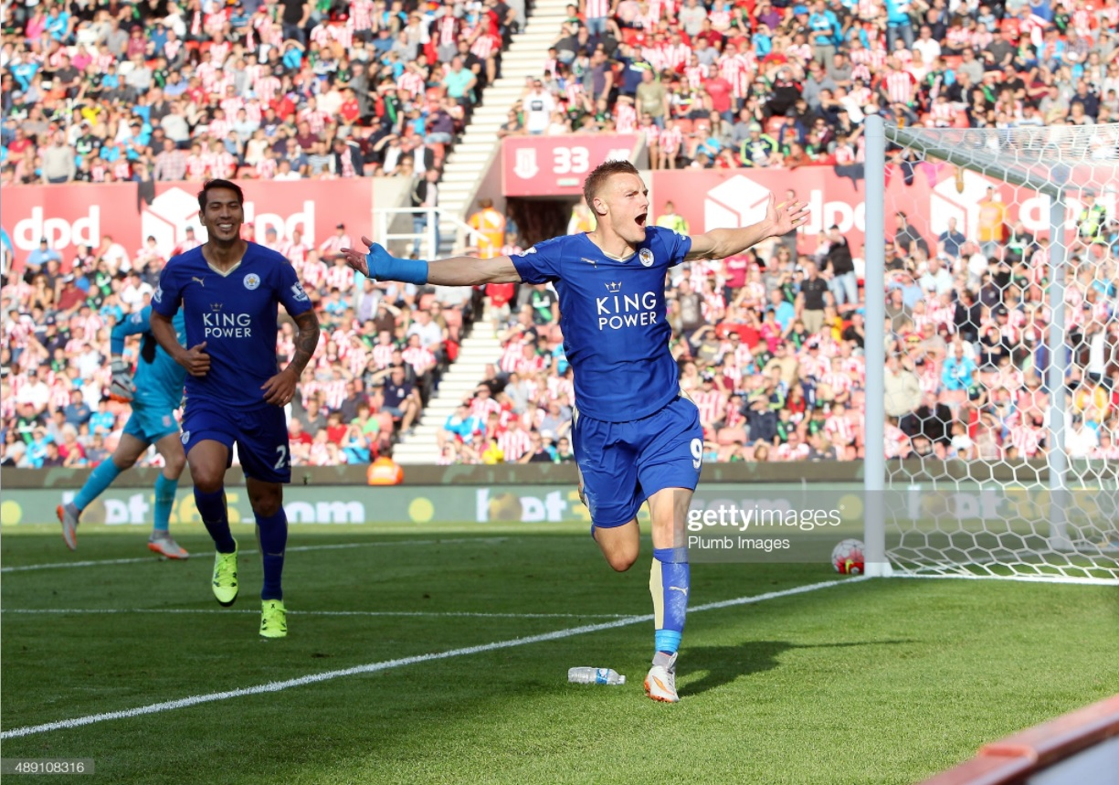 Memorable Match: Stoke City 2-2 Leicester City - Foxes come from behind again to rescue a result