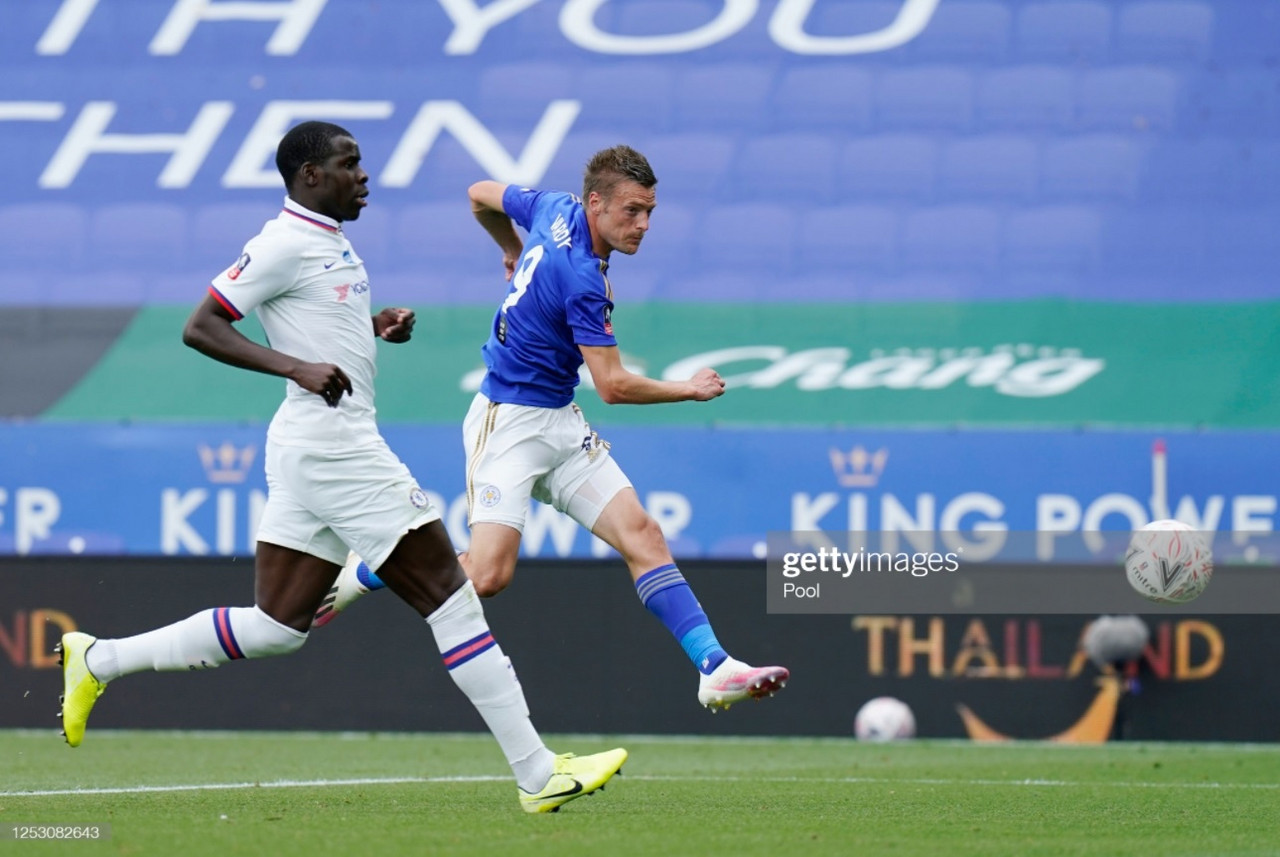 As it happened: Ndidi and Maddison goals see Leicester claim top spot
