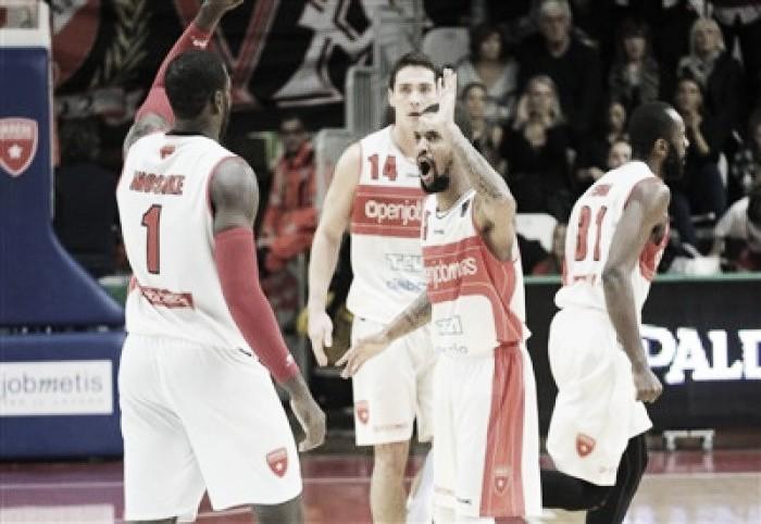 Lega Basket, Varese torna alla vittoria tra le mura amiche contro Pistoia (75-70)