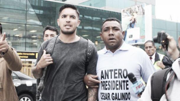 """Juan Manuel Vargas: """"El médico me revisará hoy"""""""