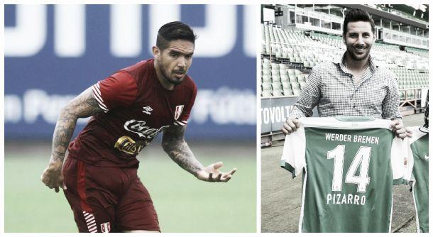 """Juan Vargas: """"Claudio Pizarro lo ha ganado todo"""""""