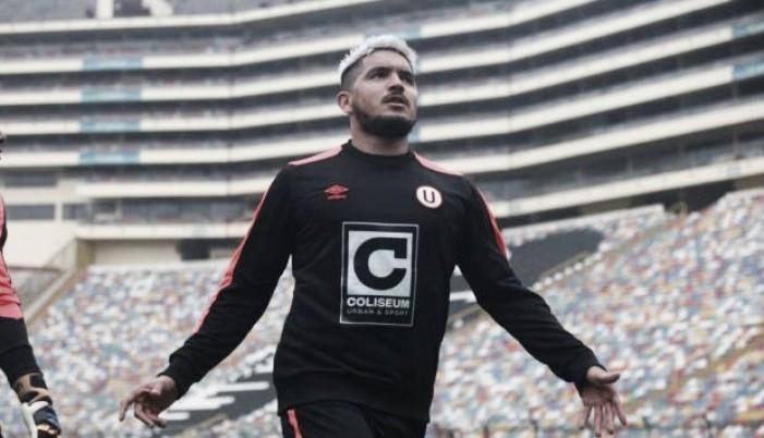 """Juan Manuel Vargas: """"Mi intención es quedarme en Universitario para ser campeón"""""""