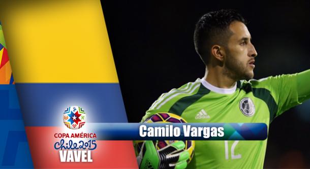 Camino a Chile 2015: Camilo Vargas