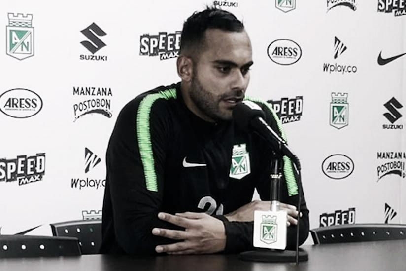 """""""Estamos pensando en hacer un gran partido"""":Christian Vargas"""