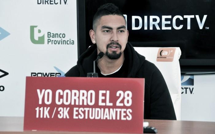 """Jeisson Vargas: """"Estoy muy contento de estar aquí"""""""