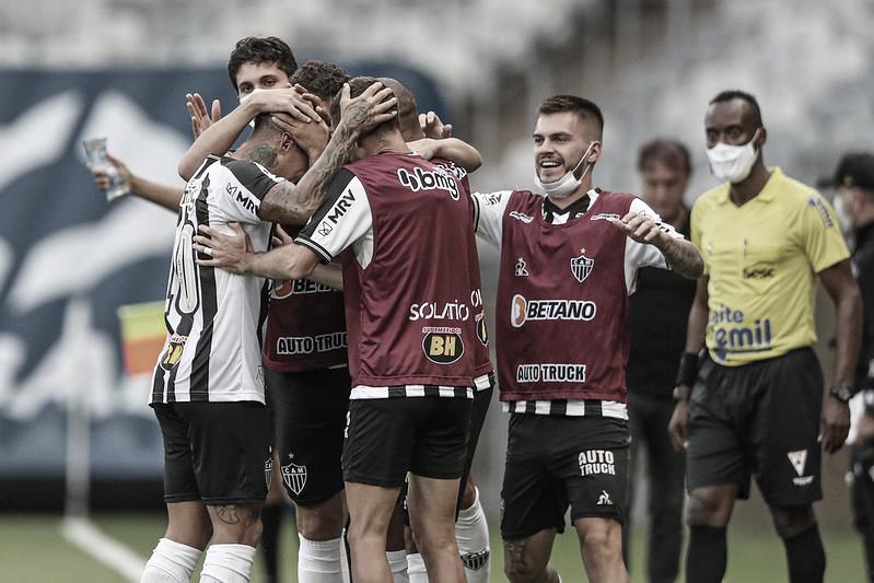 Pelo Mineiro, Atlético-MG vence Pouso Alegre pela primeira vez na história