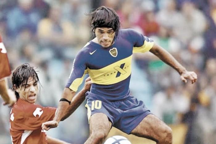"""Vargas: """"Pasé 5 años maravillosos en Boca"""""""