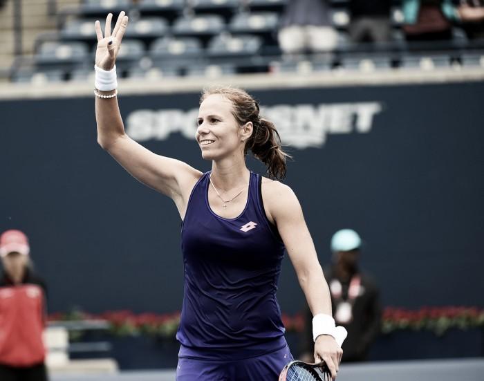 WTA Rogers Cup: Varvara Lepchenko produces miraculous comeback to upset Ostapenko