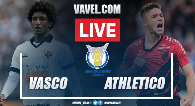 Vasco X Athletico Pr Ao Vivo Jogo Em Tempo Real Pelocampeonato Brasileiro Futebol Addict