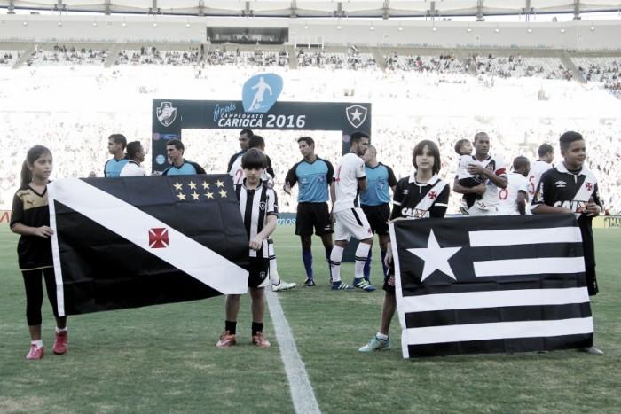 Com promessa de casa cheia, Vasco e Botafogo decidem o título do Campeonato Carioca