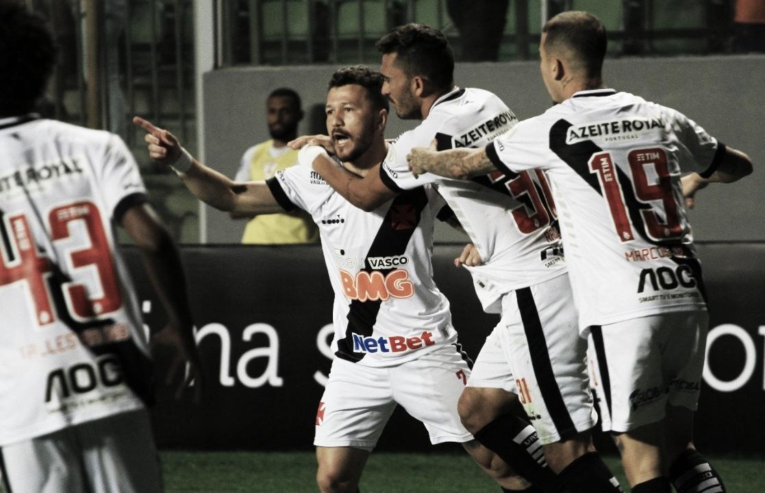 Time da virada! Com gol nos acréscimos, Vasco vira para cima do Atlético-MG em BH