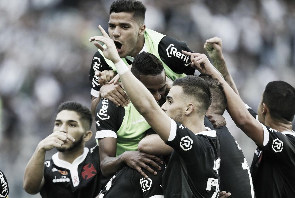 Vasco vence Cruzeiro e se afasta da zona de rebaixamento