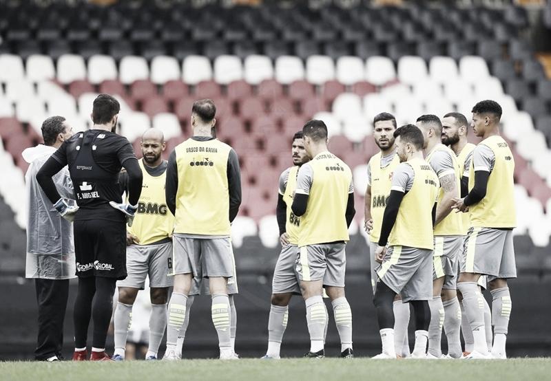 Probabilidades do Vasco após um turno de Campeonato Brasileiro; confira os números