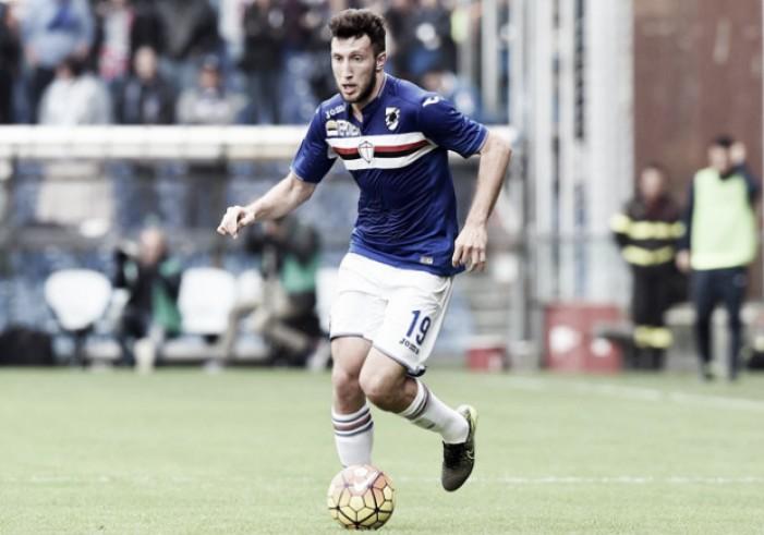 Napoli, blitz di mercato: ecco Regini dalla Sampdoria per completare la difesa