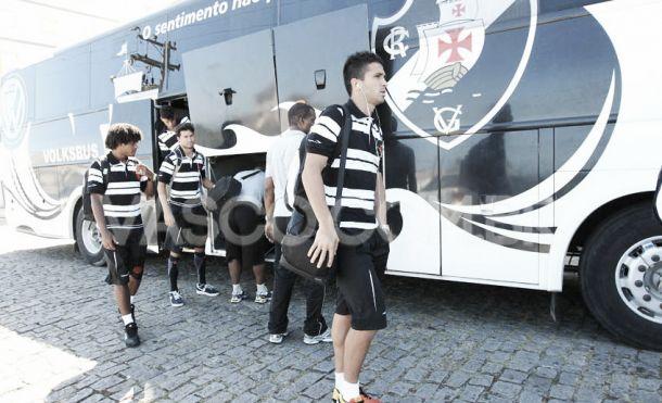 Após tropeço contra o Boavista, Vasco quer encontrar a vitória no jogo desta quarta
