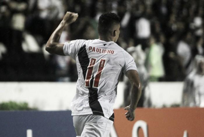 Vasco goleia Jorge Wilstermann e sai em vantagem por vaga na fase de grupos da Libertadores