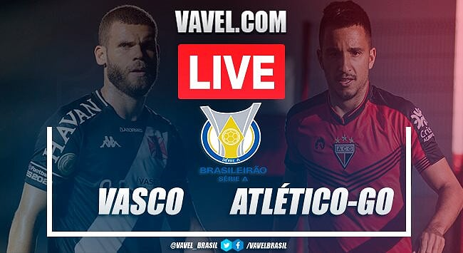 Gols E Melhores Momentos Vasco Da Gama 1 X 2 Atletico Go Pelo Campeonato Brasileiro 2020 10 09 2020 Vavel Brasil