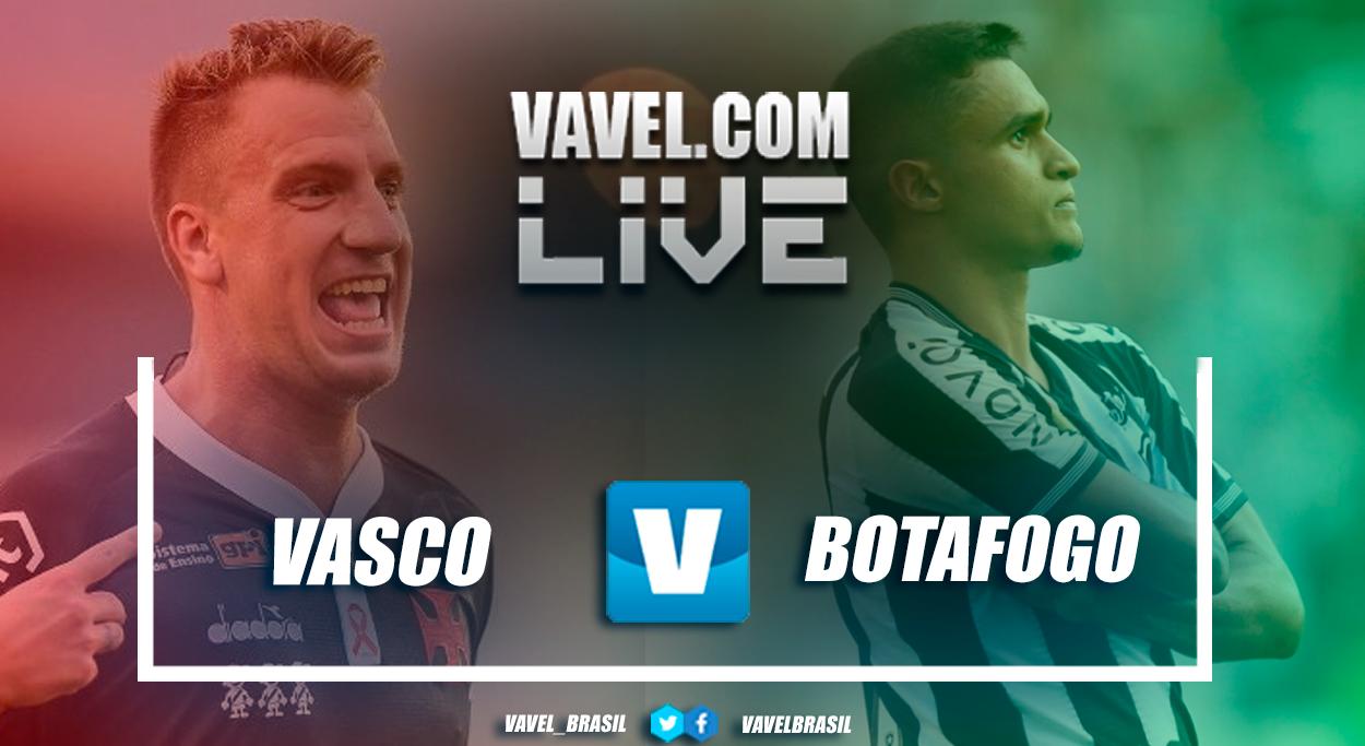 Resultado Botafogo 1 x 1 Vasco pelo Campeonato Carioca 2019
